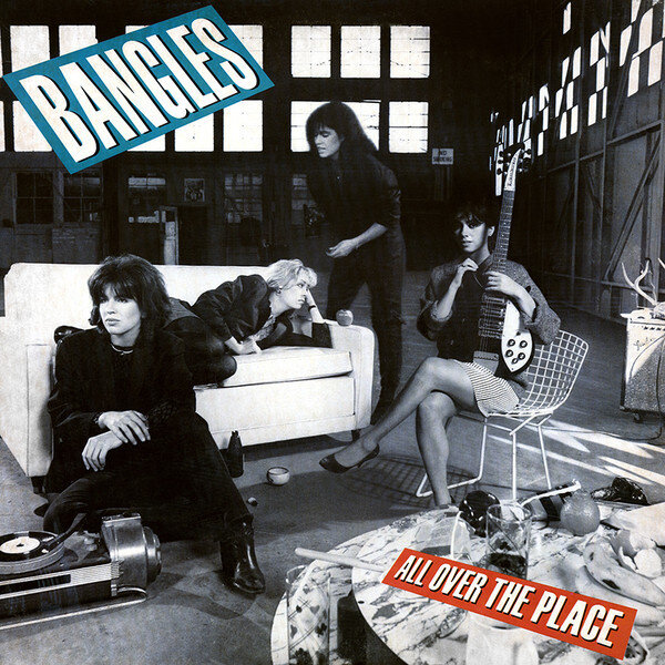 All Over the Place by The Bangles