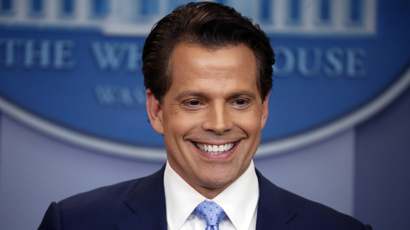 anthony scaramucci will be the new white house communications