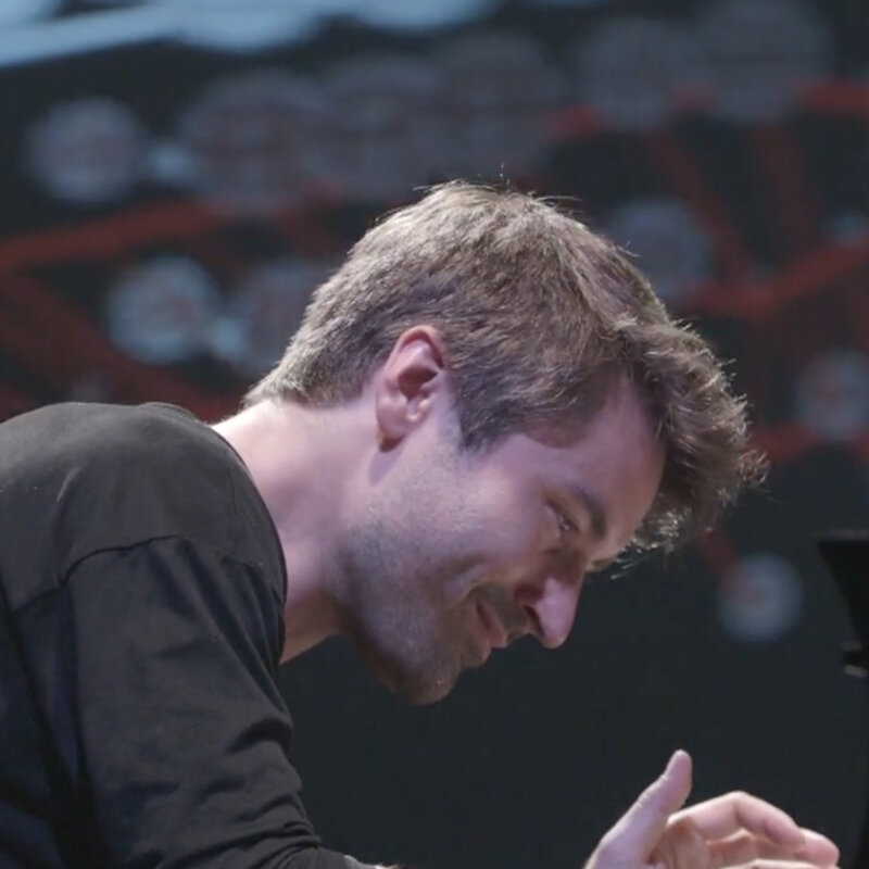Pianist And Coder Dan Tepfer Composes Music With The Help Of