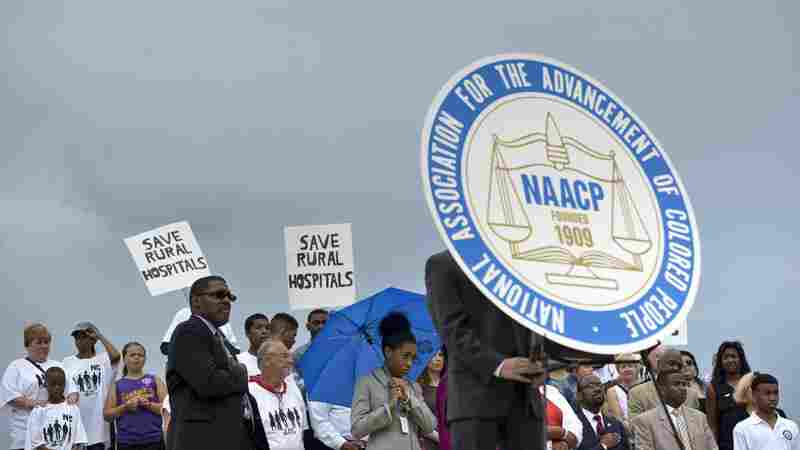 NAACP Holds First Trump-Era Convention With New Interim Leader