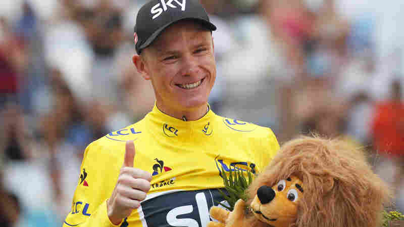 Chris Froome Wins His Fourth Tour De France Title In Paris