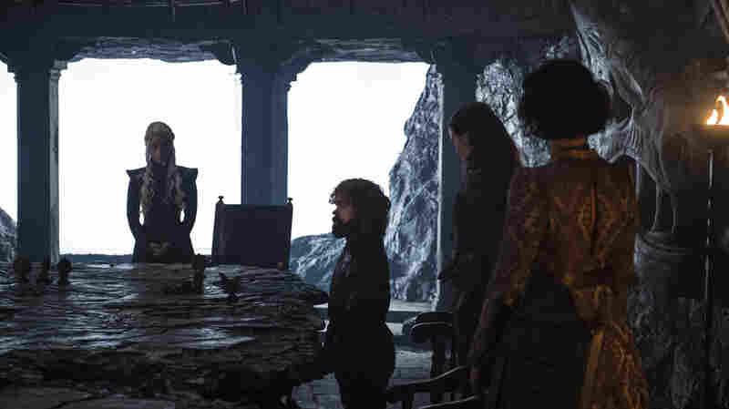 'Game Of Thrones' Season 7, Episode 2: 'You're A Dragon. Be A Dragon'