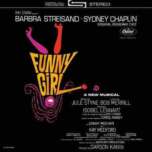 Funny Girl Original Broadway Cast Recording
