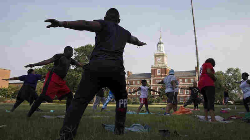 When A Historically Black University's Neighborhood Turns White
