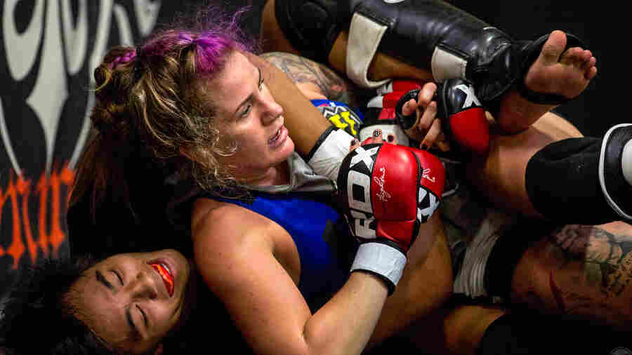 Female Athletes Are Closing The Gender Gap When It Comes To Concussions