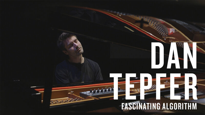 Fascinating Algorithm: Dan Tepfer's Player Piano Is His Composing Partner