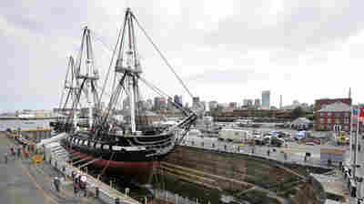 USS Constitution Sails Into Boston Harbor Once Again