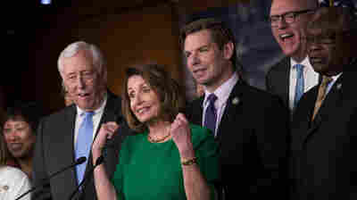 Americans Prefer Democratic House Candidates In 2018...For Now