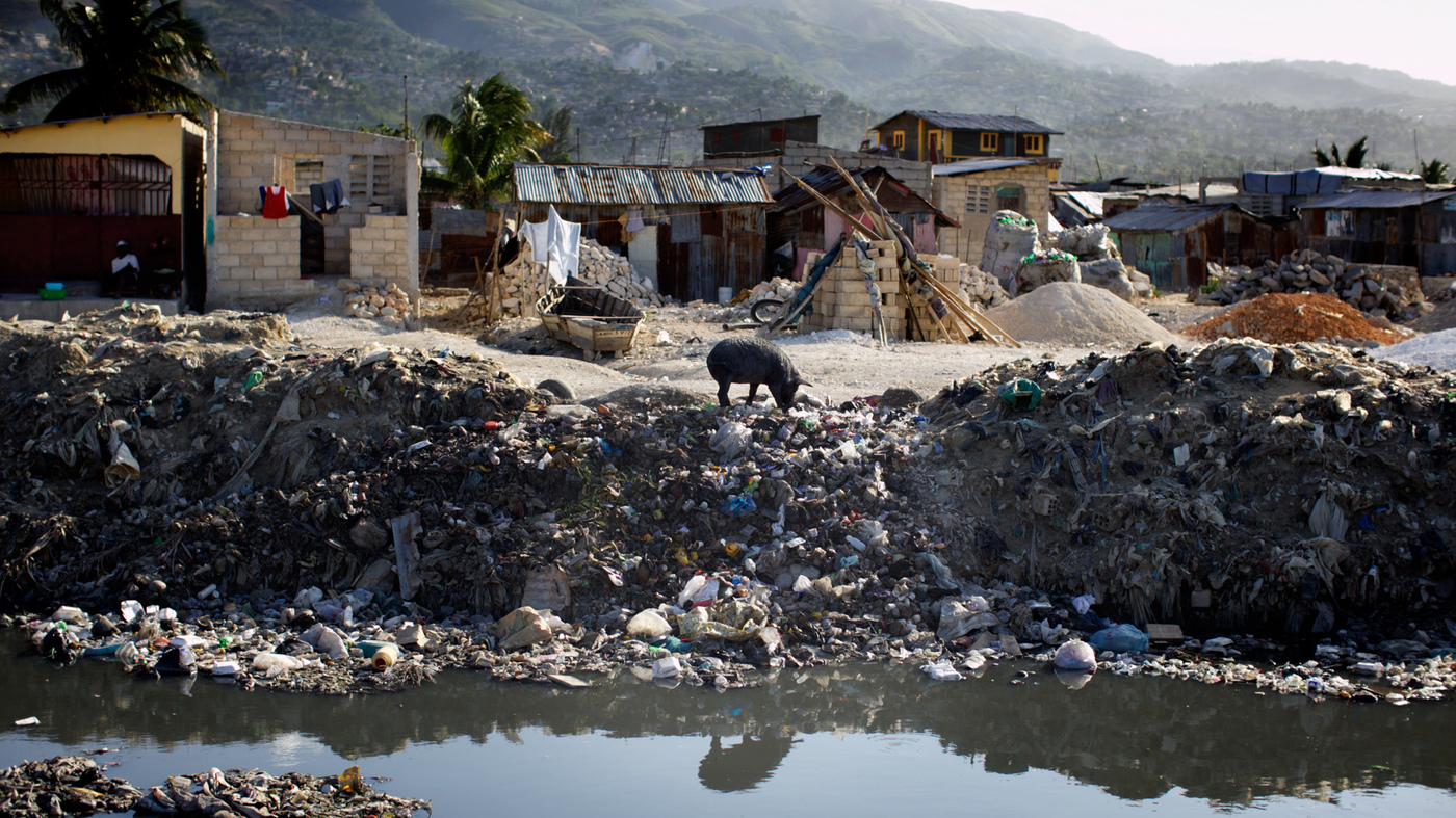 Haiti Millions Spent On Sewage Systems And Still Nowhere