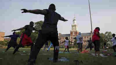 When A Historically Black University's Neighborhood Turns White
