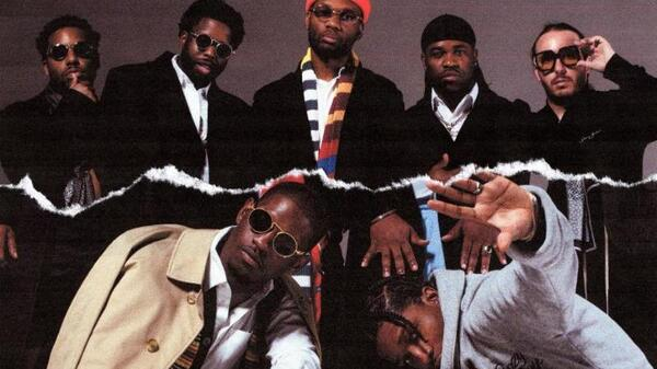 "A$  AP Mob, ""RAF"""