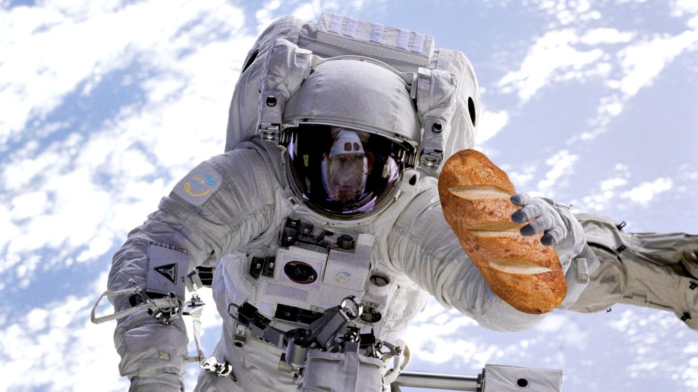 astronaut npr