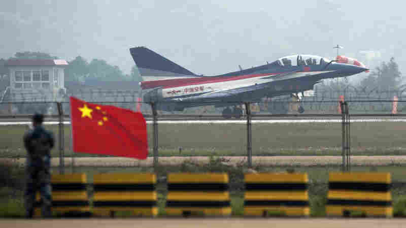 The Multiplex And The Plane: China's Moves In Surrounding Seas Raise Eyebrows