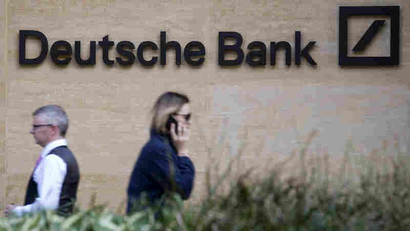 Democrats Want To Probe Trump Ties To Deutsche Bank. GOP Says, No Thanks