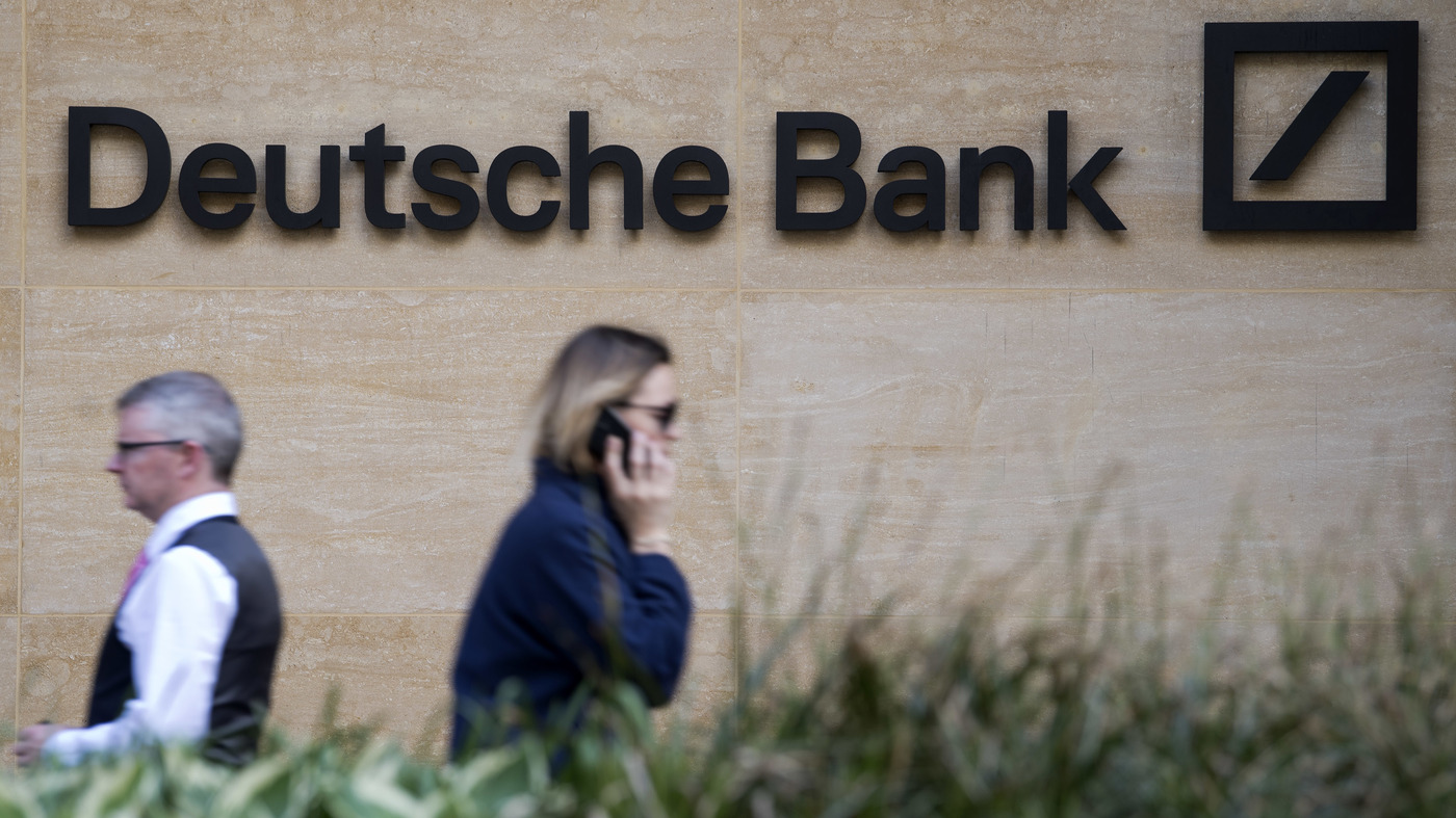 Democrats Say: Probe Trump Ties To Deutsche Bank. GOP Says: No Thanks