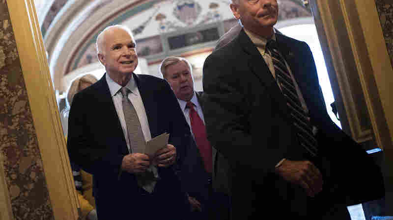 John McCain Makes Dramatic Return Amid Political Storm