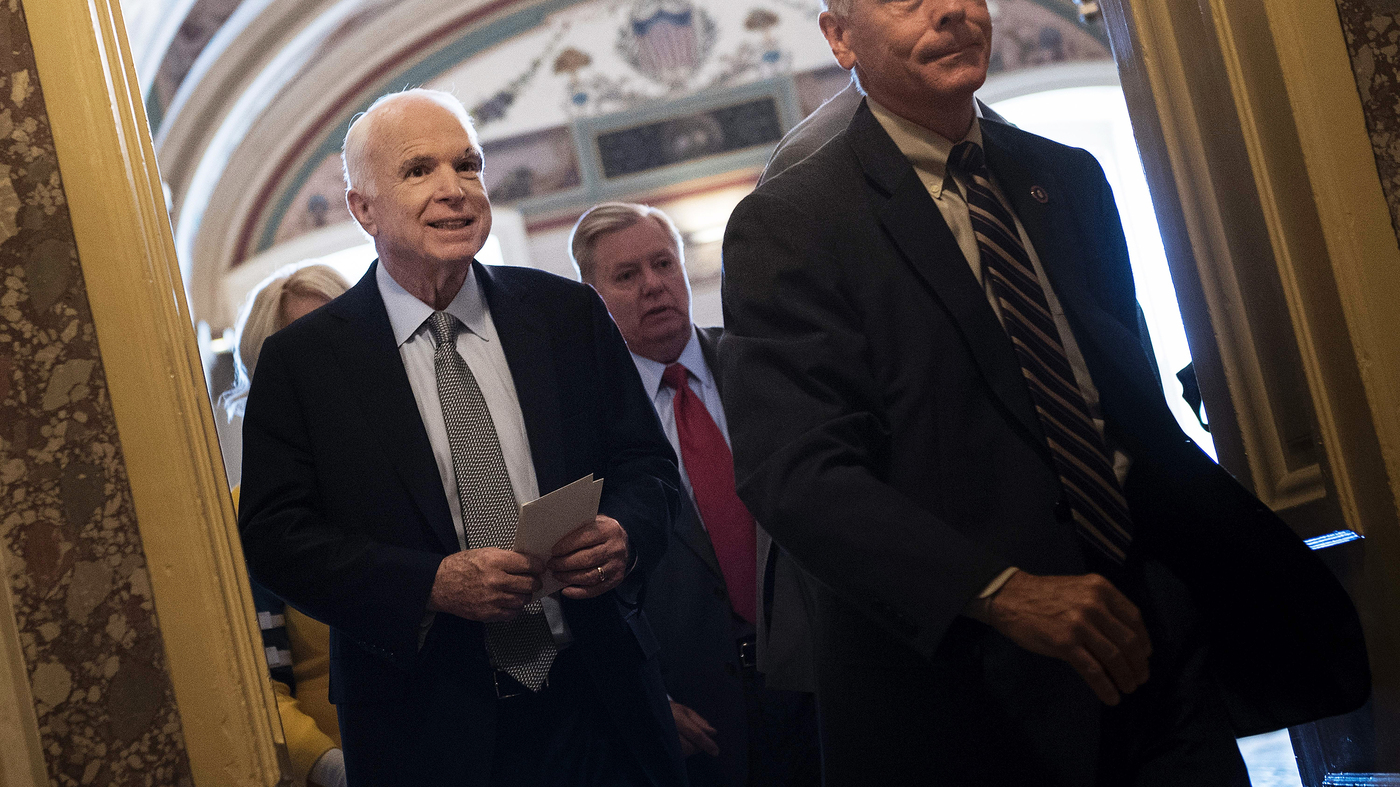 John McCain Makes Dramatic Return Amid Political Storm