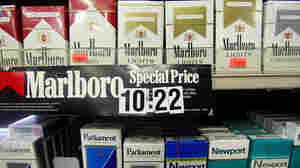 Hidden Brain: How Cigarette Taxes Affect Food Buying