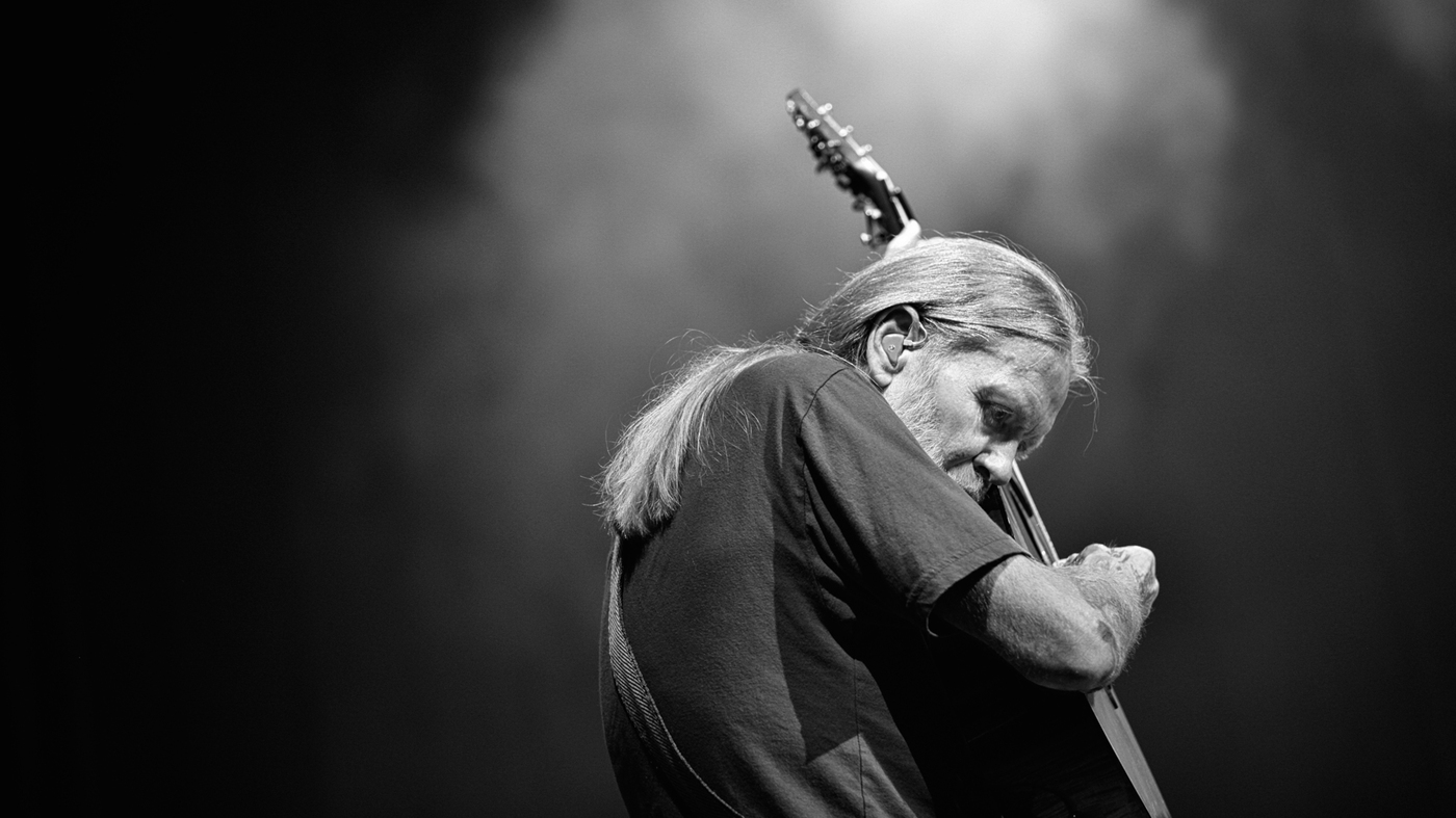 Gregg Allman's Posthumous 'My Only True Friend' Ain't Just Another Road Song