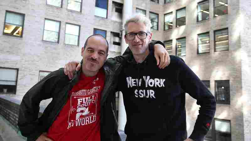 Stretch & Bobbito On Race, Hip-Hop, And Belonging