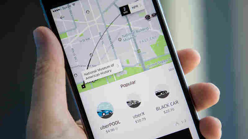 To Keep Drivers From Leaving, Uber Tries To Treat Them Better