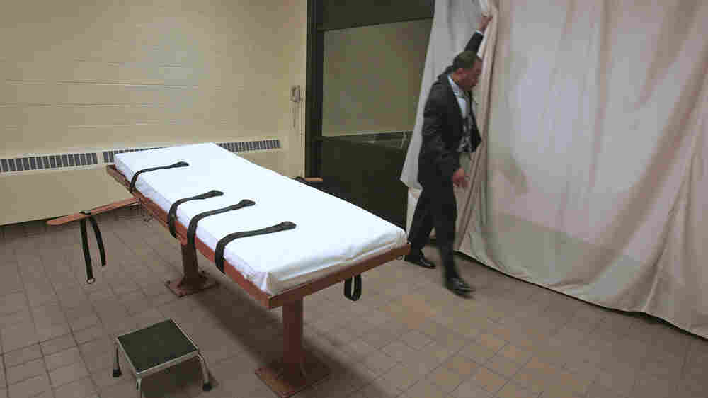 After Three-Year Hiatus, Ohio Carries Out An Execution