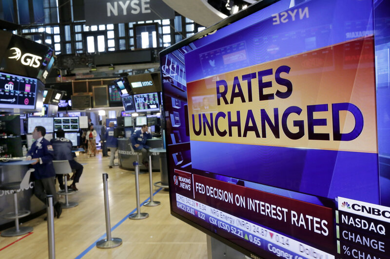 Image result for interest rate holds steady Federal Reserve