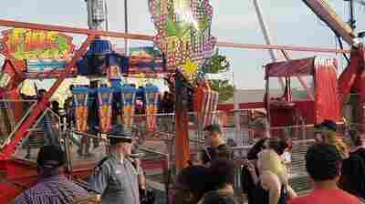 Ohio State Fair Ride Malfunction Kills One Person, Critically Injures Others