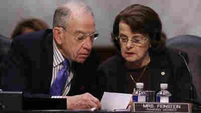 Senators To Scrutinize Foreign Agents — But Not Trump Jr. Or Manafort