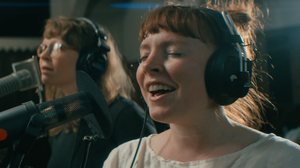 Sylvan Esso: 'The Glow,' From The Echo Mountain Recording Sessions