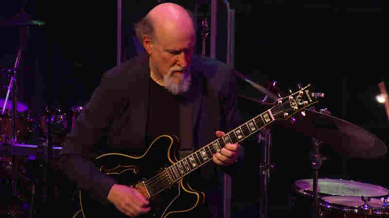 John Scofield Performs 'Quiet And Loud Jazz'