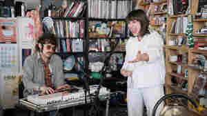 Aldous Harding: Tiny Desk Concert
