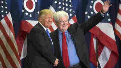 FACT CHECK: Gingrich Misleads For Trump In NPR Interview With Claims Of Bias