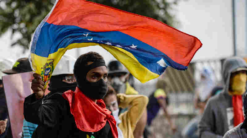 Venezuela Bans Protests Nationwide As Constitutional Referendum Approaches