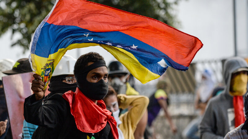 Image result for venezuela protests