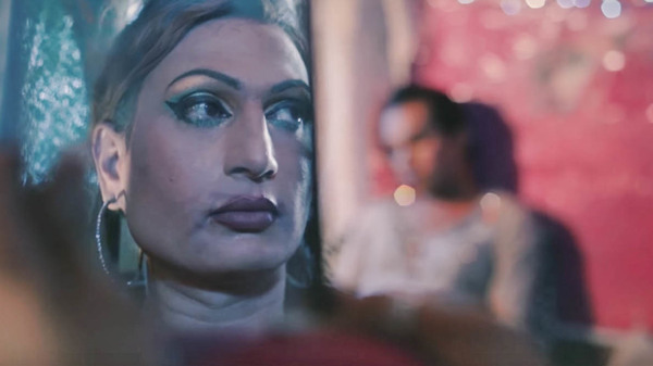 """A scene from """"Madam,"""" a new music video by Pakistani singer Jimmy Khan."""
