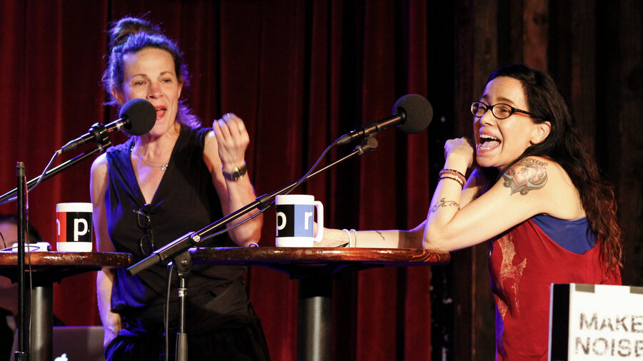 Janeane Garofalo And Lili Taylor: Returning To \'Marvin\'s Room\' : NPR