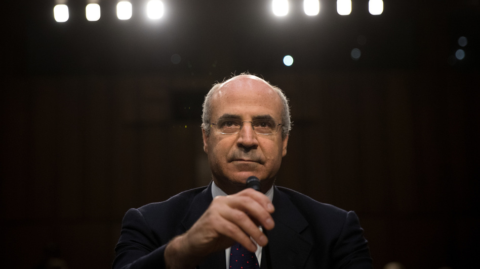 William Browder testified before the Senate Judiciary Committee on Thursday about Russian President Vladimir Putin's government, including allegations of vast and systematic corruption. (Drew Angerer/Getty Images)