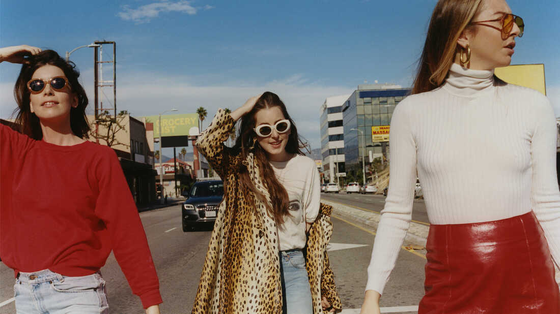 HAIM Has 'Something To Tell You' About Sisterhood And Songwriting