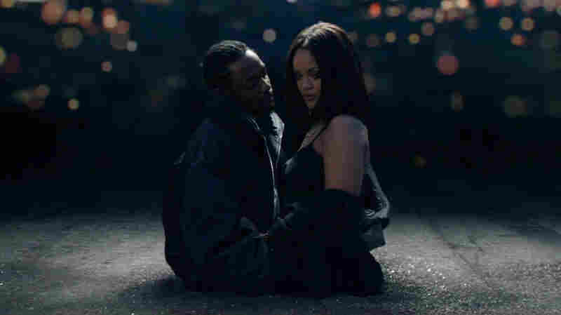 Kendrick Lamar And Rihanna Prove Their 'Loyalty'