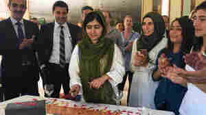 For Malala, Now 20, Birthdays Are Best Spent With Girls Who Dream Big