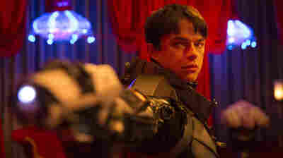 Pop Culture Happy Hour: 'Valerian And The City Of A Thousand Planets'