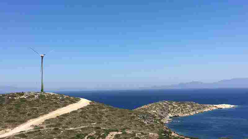 Why Greece Has Been Slow To Embrace Clean Energy
