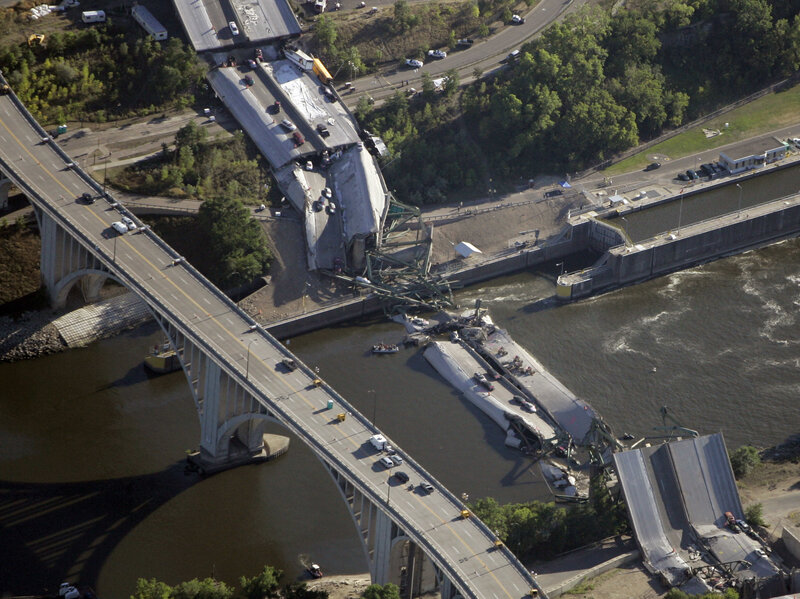 Minneapolis Bridge Collapse: 10 Years Later, Infrastructure