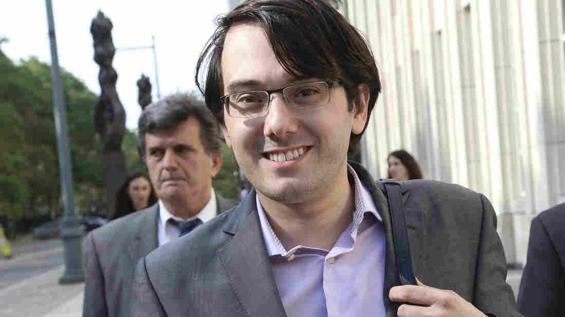 Jury Deliberations Begin At Martin Shkreli Fraud Trial