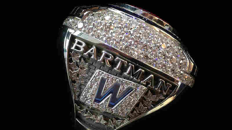 Fan Blamed For Chicago Cubs' Loss Gets His Own World Series Ring