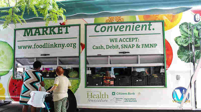 Beyond Pantries: This Food Bank Invests In The Local Community