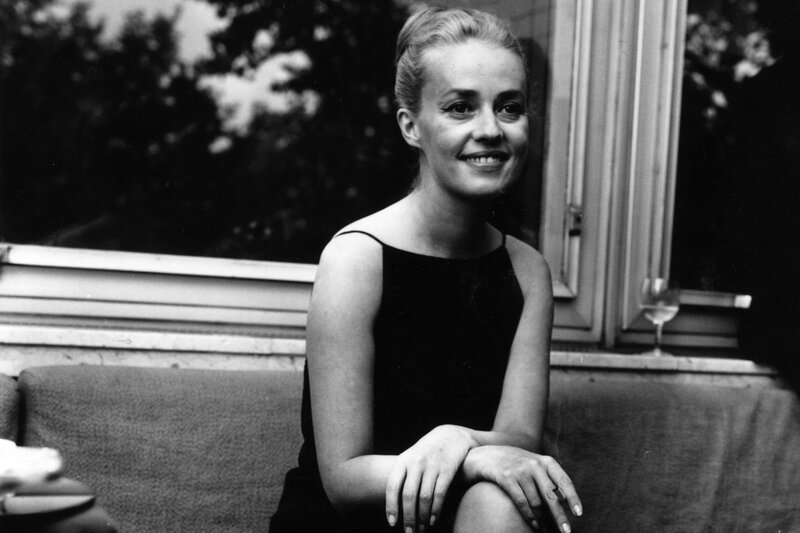Remembering Actress Jeanne Moreau, Icon Of French New Wave Cinema : NPR