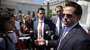 Scaramucci Out As White House Communications Director