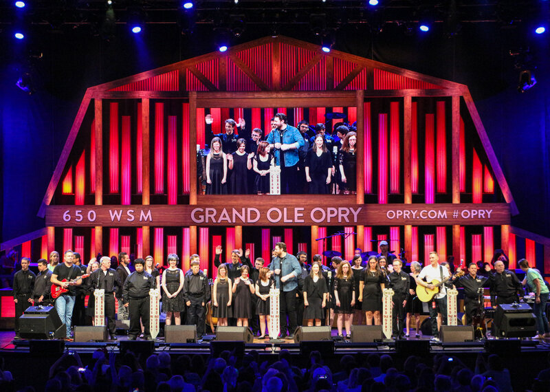 Williams Syndrome Camp Brings Together Country Music and Brain